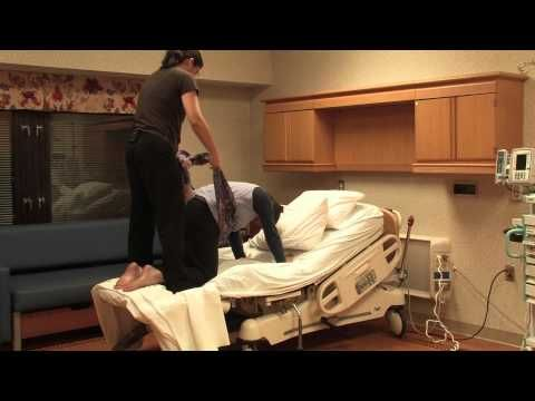 Birth Movement: Using the Rebozo, Selendang, or Sling in the Hospital Setting