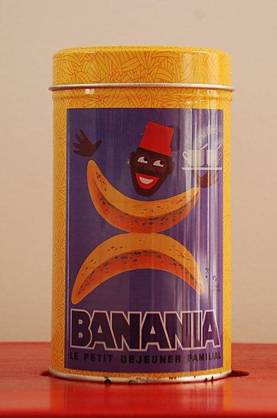 Boite Banania - Boite banania - Boite Banania - Collection de boites et diverses