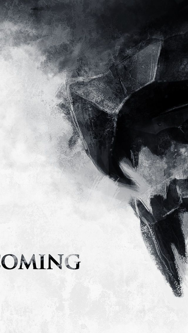 640x1136 Winter is Coming Iphone 5 wallpaper