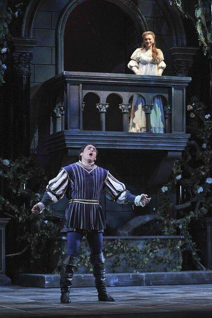 Balcony Scene Romeo & Juliet by Dallas Opera, via Flickr