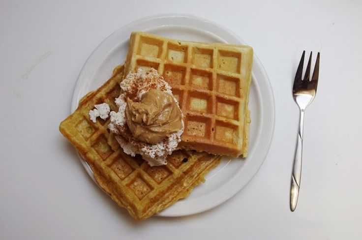 FitFoodManic: Ovesné waffle