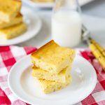 Creamed Corn Cornbread with Jiffy Mix