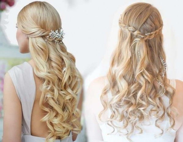 25 Best Ideas About Long Wedding Hairstyles On Pinterest: Best 25+ Holiday Hairstyles Ideas On Pinterest