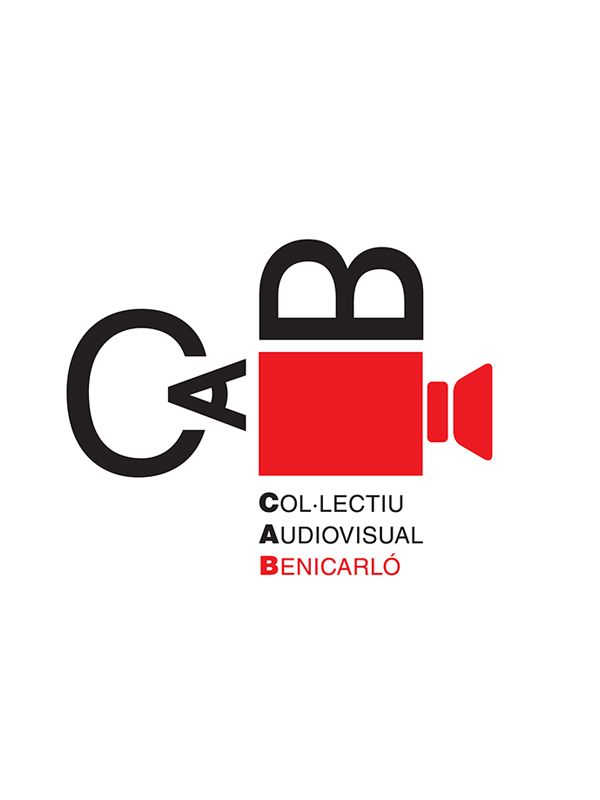 Logotipo Collectiu audiovisual Benicarló