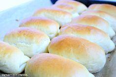Rezepte mit Herz   ♥: Wattewölkchen - fluffigste Milchbrötchen ♡
