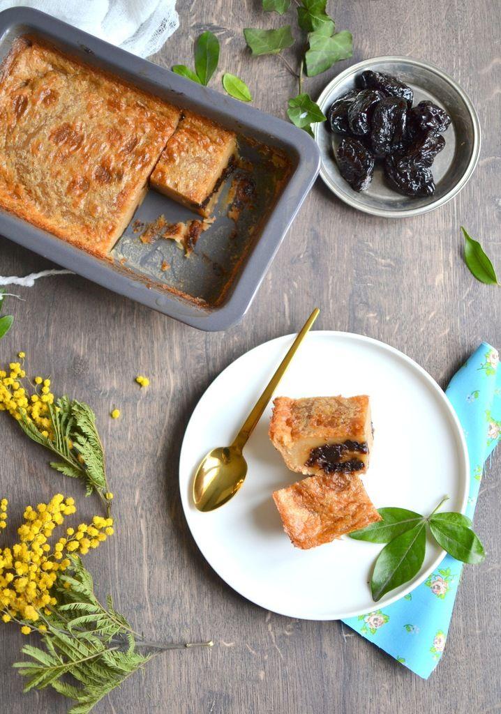 Bonjour, chers amis ! Renoncer aux produits d'origine animale ne signifie pas pour autant renoncer aux gourmandises traditionnelles bretonnes. La preuve avec cette recette de far aux pruneaux absolument délicieuse et que, sans nul doute, je referai à...