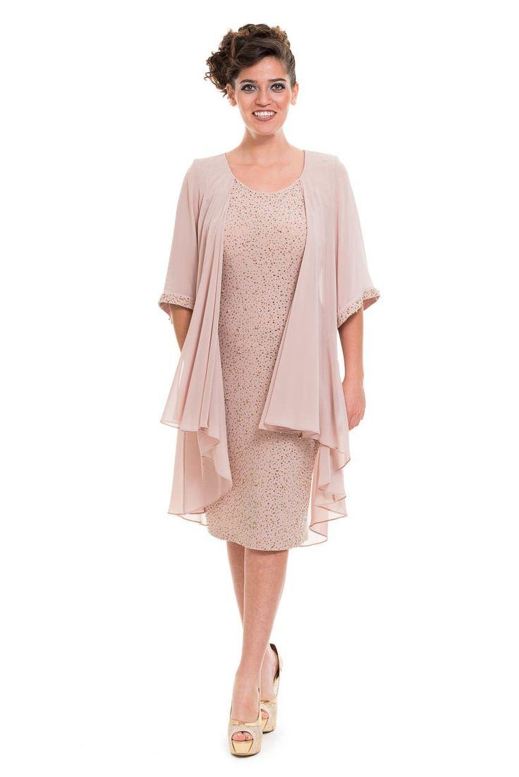 Contemporáneo Vestido De La Dama De Honor Gatsby Elaboración ...