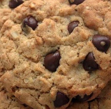⇒ Le nostre Bimby Ricette...: Bimby, Cookies, Biscotti con Gocce di Cioccolato