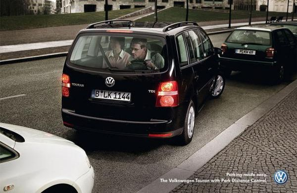 Volkswagen Touran, Park Distance Contro
