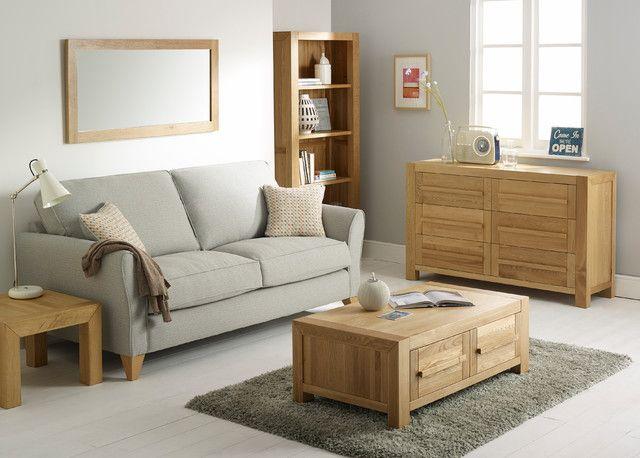 Oak Living Room Furniture Light Oak Living Room