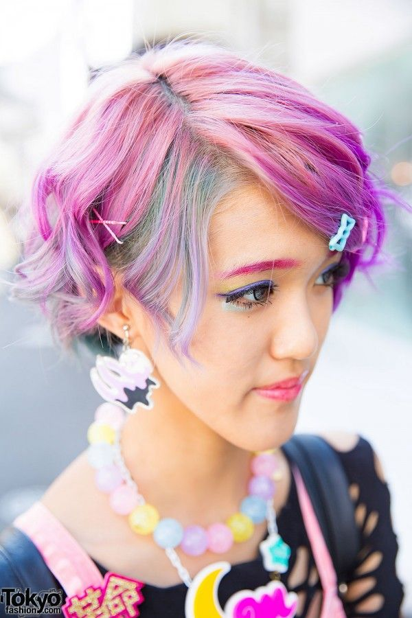List Of Synonyms And Antonyms Of The Word Harajuku Hair