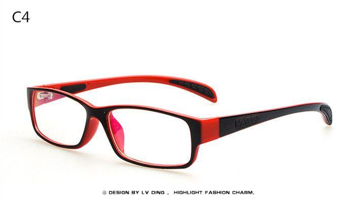 Fashion Men Women Eyeglasses Frames TR90 Frame High Quality Men Reading Glasses Frames Optical Eyewear Frames Check it out! Visit us
