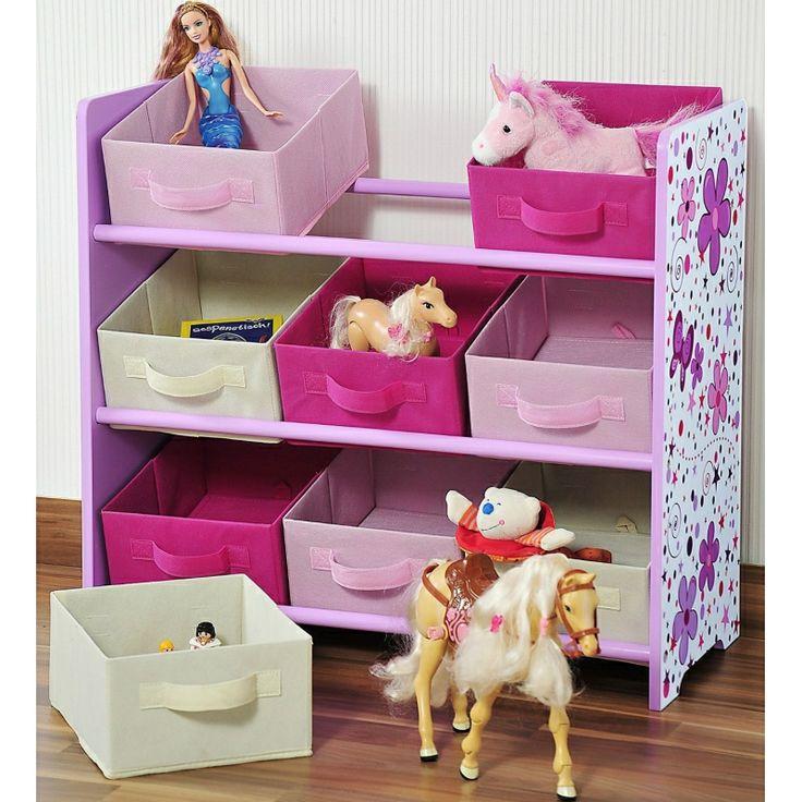 90 best images about rangement et gain d 39 espace on pinterest machine a - Comment ranger les jouets ...