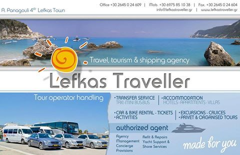 Holiday planning with Lefkas Traveller -Lefkas Travel Agency