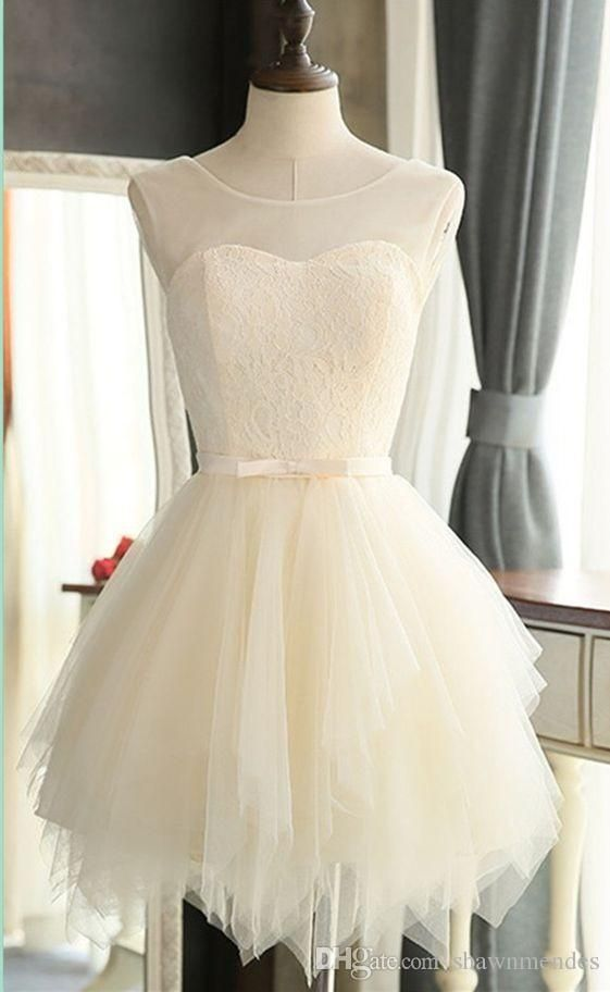 Summer Short Homecoming Dresses Light Champagne Soft Tulle Summer Party Dresses Real Pictures Custom Made Black Homecoming Dress Camo Homecoming Dresses From Shawnmendes, $74.35| Dhgate.Com
