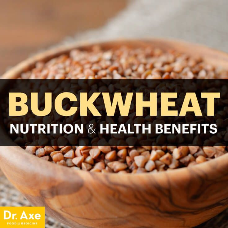 """Buckwheat Nutrition & Health Benefits - Dr. Axe ~ While buckwheat is thought of as a whole grain, it's actually a seed that is high in both protein & fiber. It supports heart health & prevent diabetes & digestive disorders. Buckwheat seeds, called """"groats,"""" are so packed with nutrients & antioxidants − like rutin, tannins & catechin, that is often called a """"superfoods."""" Buckwheat is an ancient grain with a long history & a favorite amongst plant-based & gluten-free eaters & it provides a…"""