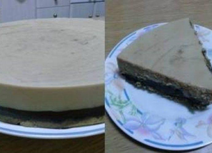 Tarta de turrón blando y chocolate para #Mycook http://www.mycook.es/cocina/receta/tarta-de-turron-blando-y-chocolate