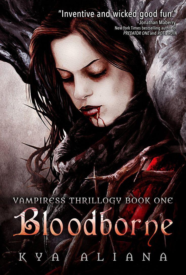 Amazon: Bloodborne (vampiress Thrillogy Book 1) Ebook: Kya Aliana,