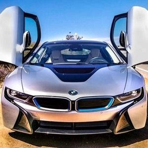 Test Drive: 2015 BMW i8