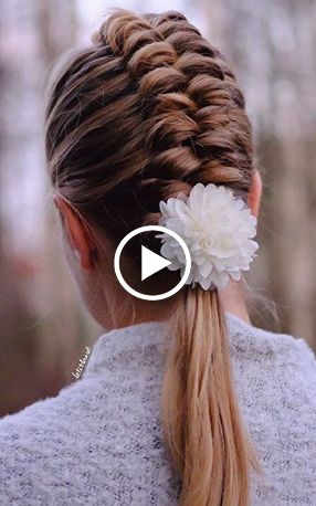 How to Dutch Infinity Braid & Stunning Infinity Braid Ideas