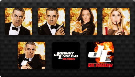 Johnny English. Grappige momenten.