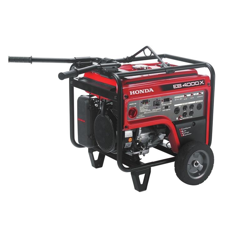 Honda Generator EB4000 Industrial Series