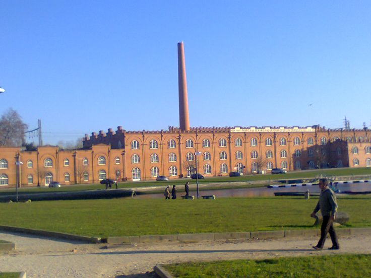 Old factory