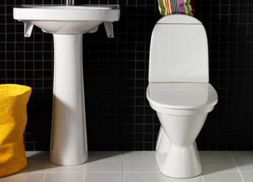 Hafa Moon toalett med easy clean