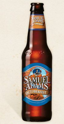 There are a lot of good Octoberfest brews out there, but this one from Sam Adams is one of my favorites. I typically only enjoy my Octoberfest beers on tap and not from a bottle, but this is worth a pour.