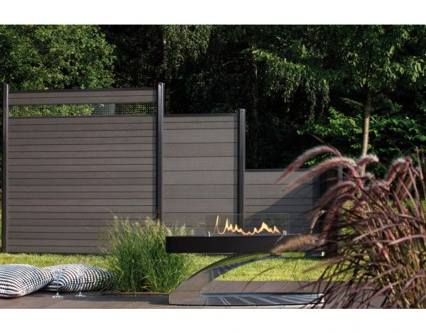 25 best ideas about composite fencing on pinterest. Black Bedroom Furniture Sets. Home Design Ideas