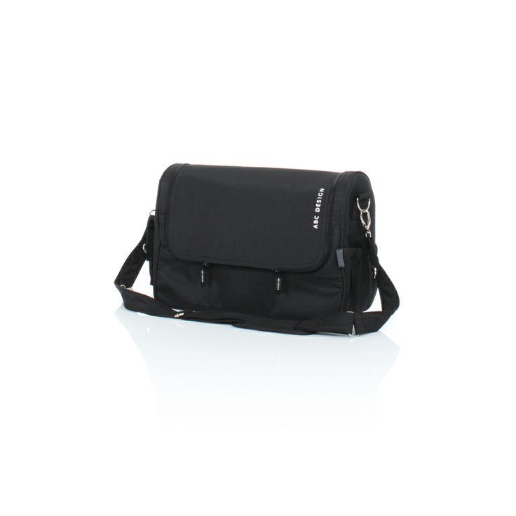 Geanta ABC Classic este o geanta practica si atragatoare care va va ajuta sa fiti pregatiti oricand si oriune. Geanta are diferite compartimente care faciliteaza depozitarea scutecelor, servetelelor si celorlalte accesorii de care aveti nevoie pentru ingrijirea bebelusului.