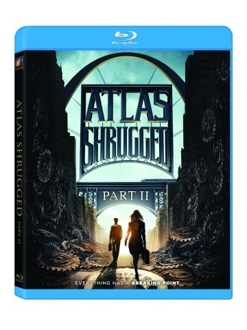 Elegant Atlas Shrugged Part II Blu ray Giveaway