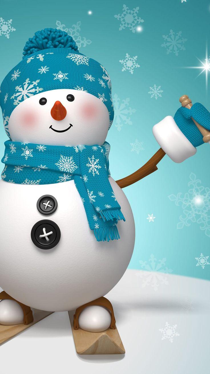 http://wallpaperformobile.org/17278/snowman-wallpaper-for-android.html - Snowman Wallpaper For Android