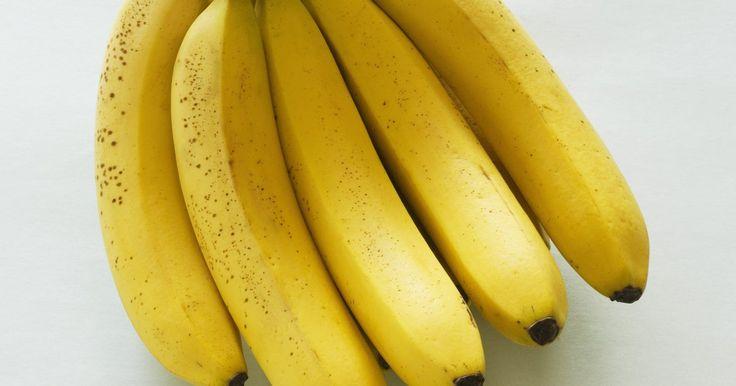 Cómo hacer puré de bananas . Aunque las bananas son bastante suaves, al hacerlas puré les quitas su consistencia sólida y las ablandas para que sean adecuadas para hornear o alimentar a los que no pueden masticar, como los bebés y la gente con problemas dentales. Puedes usar el puré de bananas en los batidos de frutas o simplemente disfrutarlas así. Son fáciles de pisar, lo ...