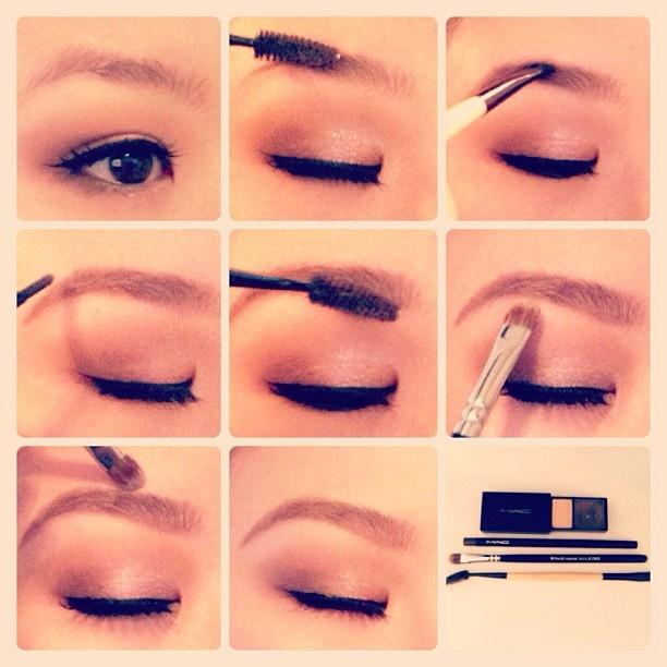 Best 25+ Eyebrow shading ideas on Pinterest   Define patron ...