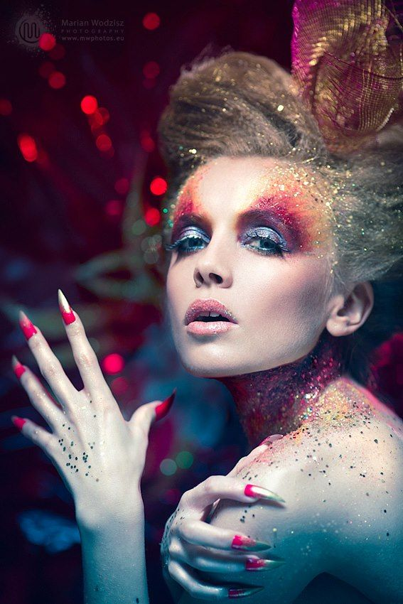 The 25 Best Fire Makeup Ideas On Pinterest Halloween