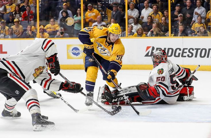 Nashville Predators: Friday Five - Top Plays from the 2017 Stanley Cup Playoffs