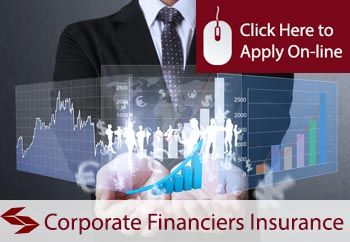 professional indemnity insurance for corporate financiers