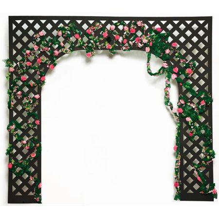 Bella Rosa Lattice Arch Theme Kit-Prom Decorations