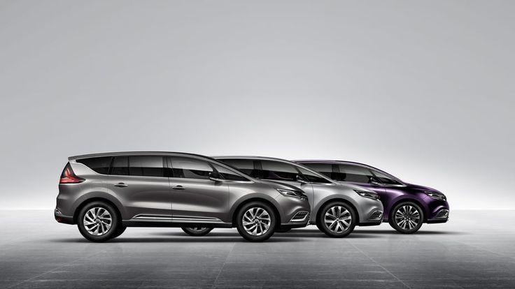La nouvelle Renault espace 5, 2015.