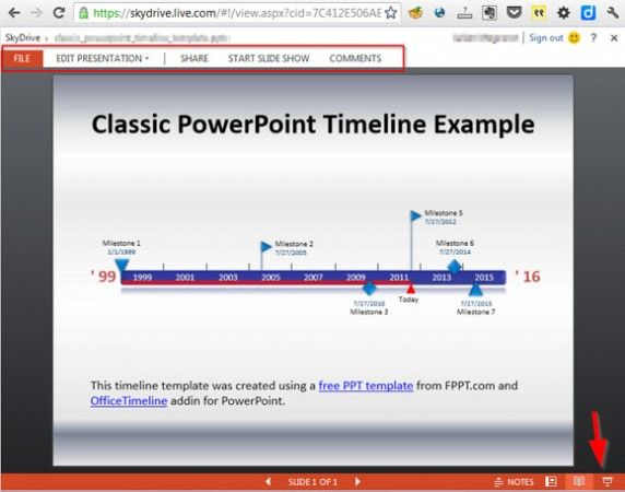 How to Open PowerPoint Online via cloud computing (PowerPoint 2013)| #powerpoint templates free download #presentation template #free powerpoint templates #template powerpoint