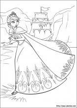 La fuite d'Elsa