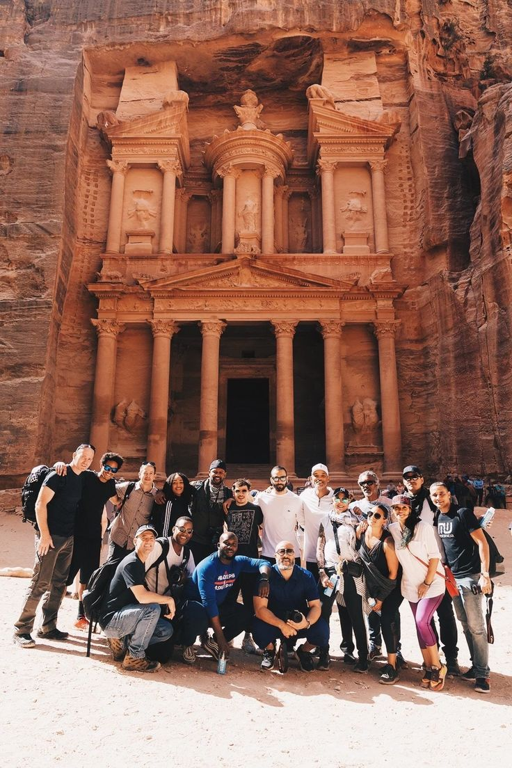 "The legend Will Smith is in Jordan!!  ""We're shooting Aladdin in Jordan. Took my crew to see PETRA! It's been on my Bucket List for about 20 years. IT'S CRAZY!  Special ""Thank You"" to the Royal Family & to the people of Jordan. You all took PERFECT CARE of us.  #WillSmith #Jordan #tours #Will #Smith   We Shall Return!"""
