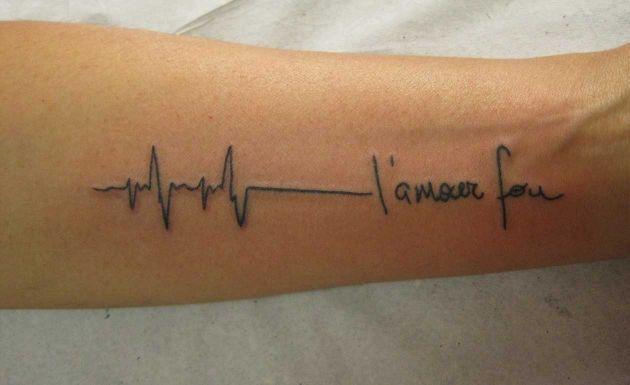 Quem disse, moda?: Tatuagens Românticas.