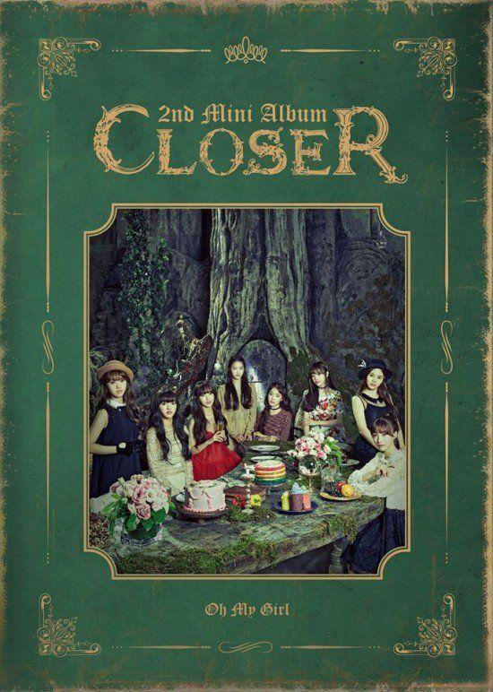 "Oh My Girl Releases Teaser for Comeback Track ""Closer"" | Koogle TV"