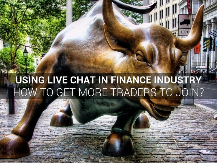 Using Live Chat in The Finance Industry - The world of finances has been traditionally the domain of men wearing suspenders. This article is intended for those, who are running finance-related websites and may be looking for ways to expand their services, for instance, by adding live trading chat room. Read on to see what benefits does day trading chat hold for your site users.