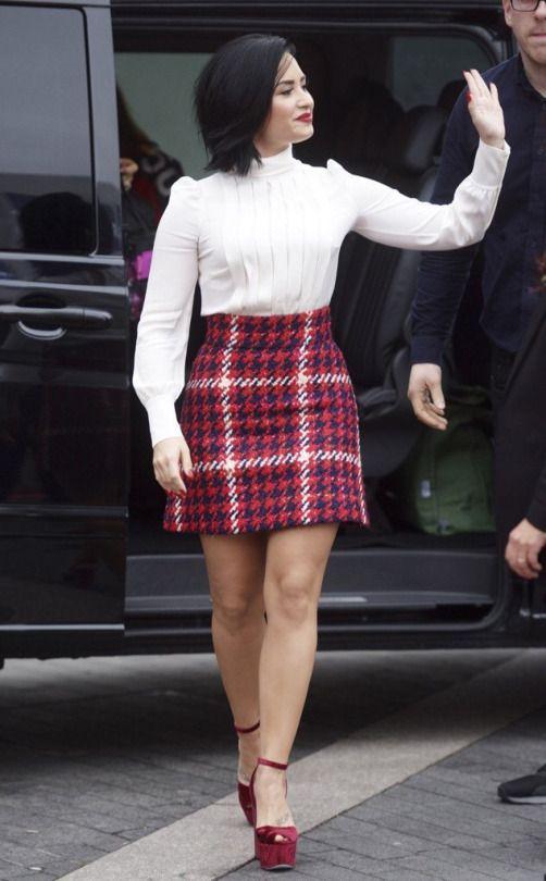 Demi Lovato Fashion Style Demi Lovato Style