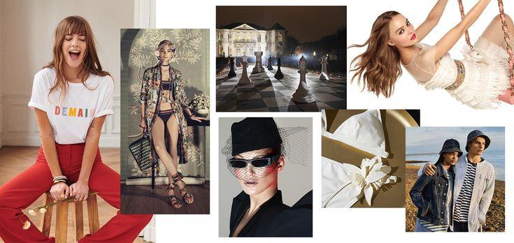 L'initiative Sézane, la campagne de Zara, Lily-Rose Depp égérie Chanel maquillage ... L'impératif mode et beauté - Madame Figaro