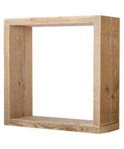 steigerhouten kubus