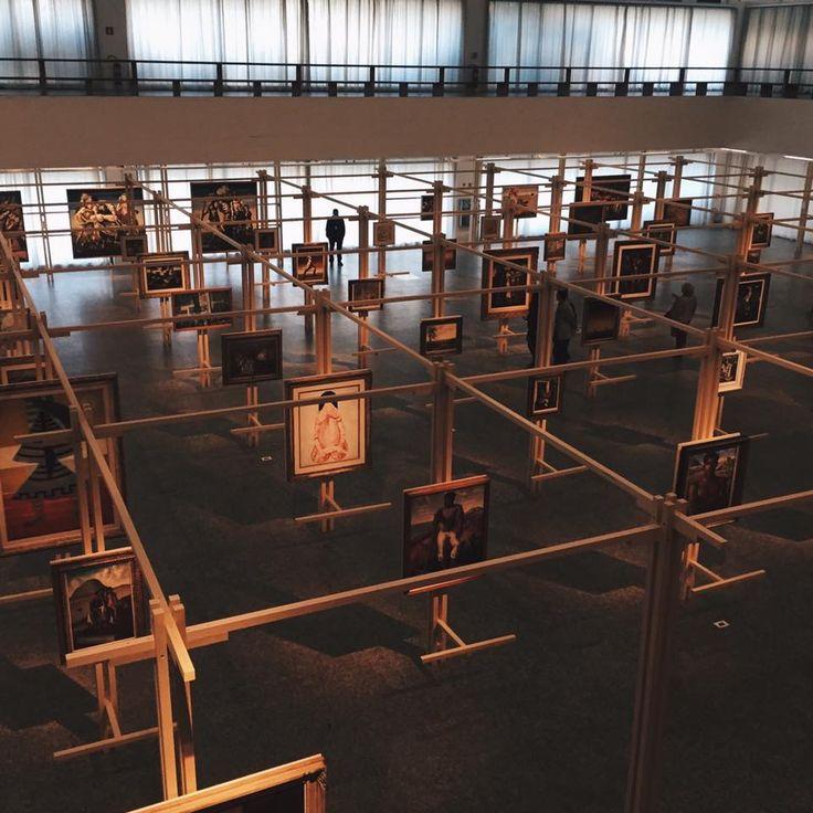 """A exposição Portinai Popular fica no Masp até dia 15/11. Lá você pode conferir obras renomadas como """"O lavrador de café"""", """"Retirantes"""" entre outras."""